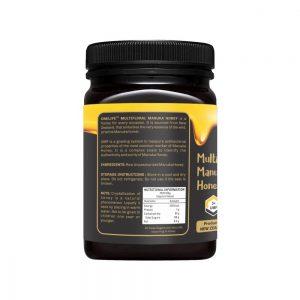 Monofloral Manuka Honey