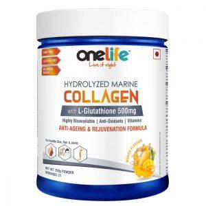 Hydrolyzed Marine Collagen