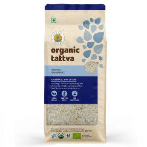 Organic Broken Rice 1kg