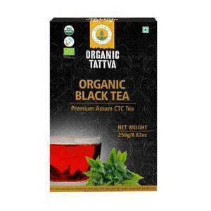 Organic Black CTC Tea 200g