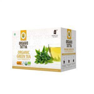Organic Green Tea 40g