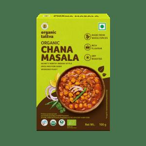 Organic Chana Masala 100g