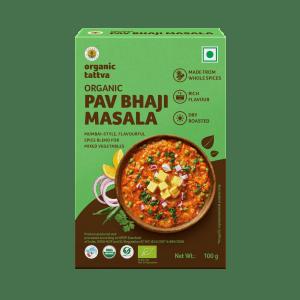 Organic Pav Bhaji Masala 100g