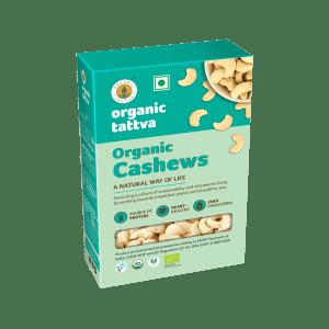 Organic Cashew 100g