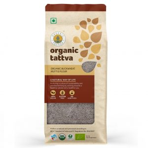 Organic Buckwheat (Kuttu) Flour 250g