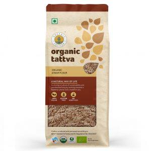 Organic Jowar Flour 500g