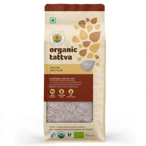 Organic Ragi Whole 500g