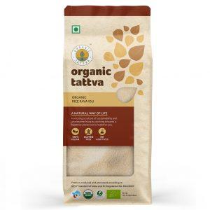 Organic Rice Rava Idli 500g