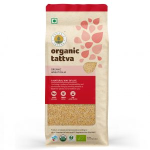 Organic Wheat Dalia 500g