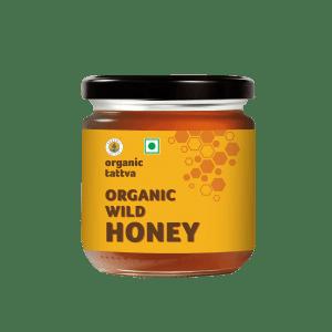 Organic Honey 250g