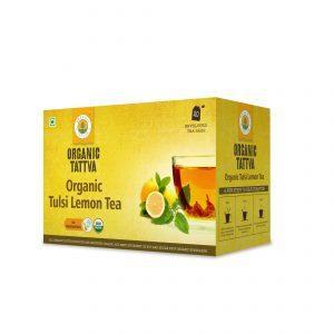 Organic Tulsi Lemon Tea 40g