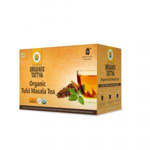 Organic Tulsi Masala Tea 40g