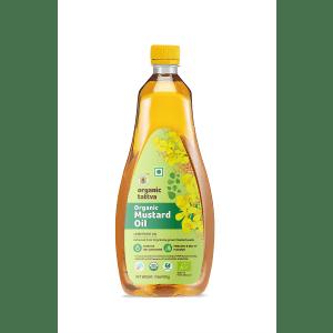 Organic Mustard Oil 1L