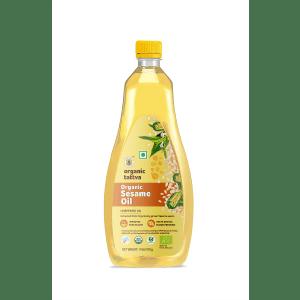 Organic Sesame Oil 1L