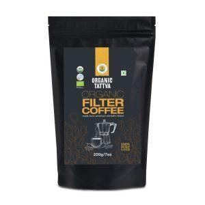 Organic Filter Coffee 150g