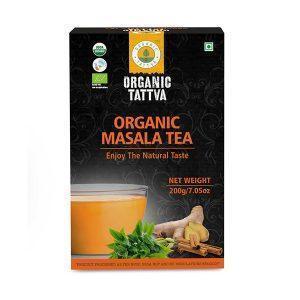 Organic Masala CTC Tea 200g