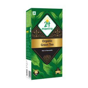 GREEN TEA 25 BAGS
