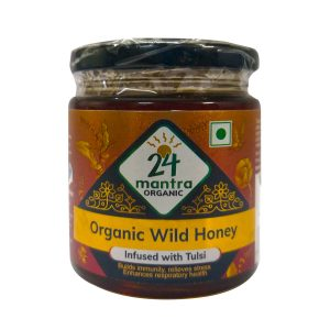 HONEY WITH TULSI INFUSION 250 GMS